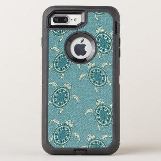 turtles background OtterBox defender iPhone 7 plus case