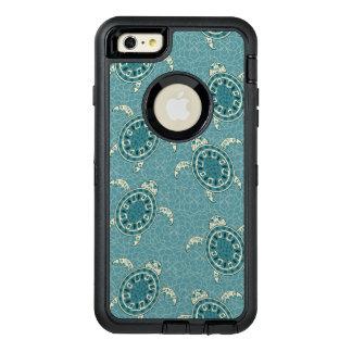 turtles background OtterBox defender iPhone case