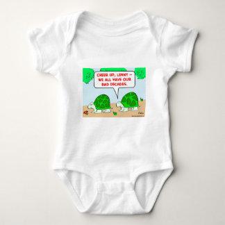 turtles bad decades baby bodysuit