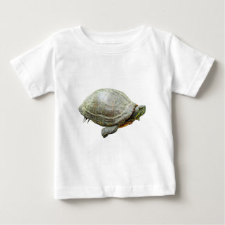 Turtle's Day Off Baby T-Shirt