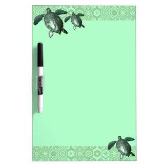 Turtles Dry-Erase Whiteboard
