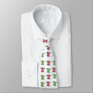 Turtles Neck Tie