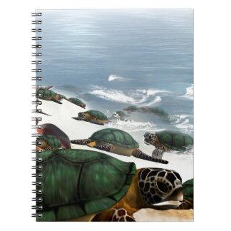 Turtles Note Book