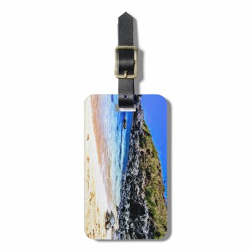 Turtles on the Beach in Maui Luggage Tag