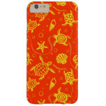 Turtles Pattern Barely There iPhone 6 Plus Case