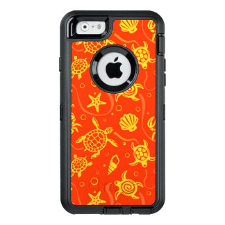 Turtles Pattern OtterBox iPhone 6/6s Case