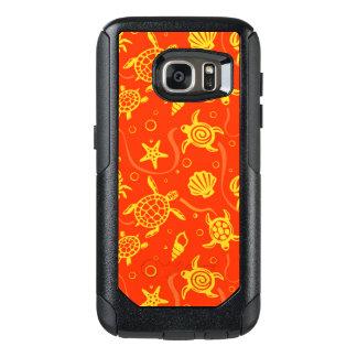 Turtles Pattern OtterBox Samsung Galaxy S7 Case