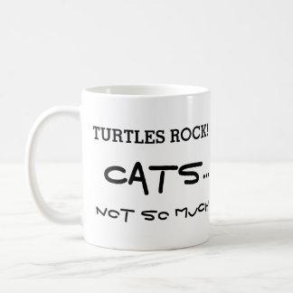 TURTLES ROCK COFFEE MUG