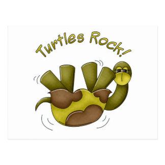 Turtles Rock Postcard