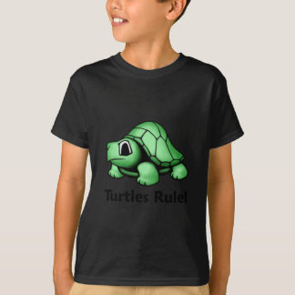 Turtles Rule! T-Shirt