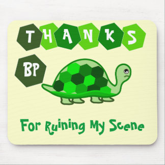 Turtles Say Thanks BP Mouse Pad