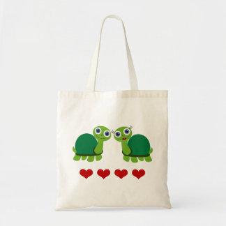 Turtles Tote Bag