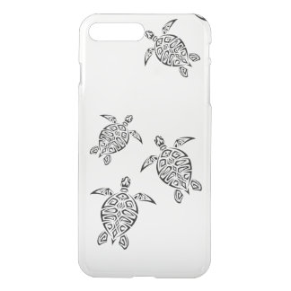 Turtles Tribal Tatoo Animal iPhone 7 Plus Case