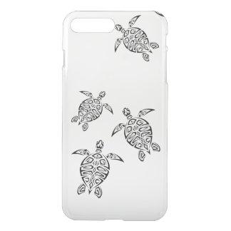 Turtles Tribal Tatoo Animal iPhone 8 Plus/7 Plus Case