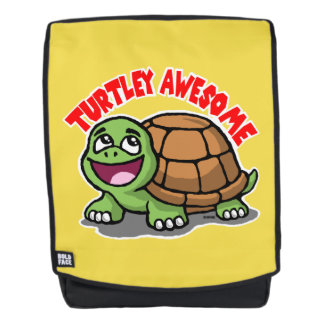 Turtley Awesome Backpack