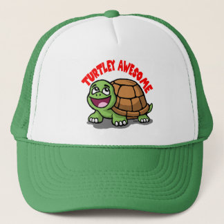 Turtley Awesome Trucker Hat