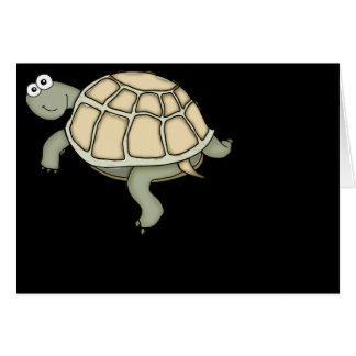 Turtley awesome turtle happy birthday card! card
