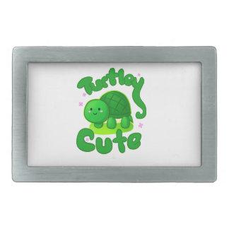 Turtley Cute Belt Buckle