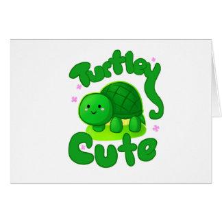 Turtley Cute Card