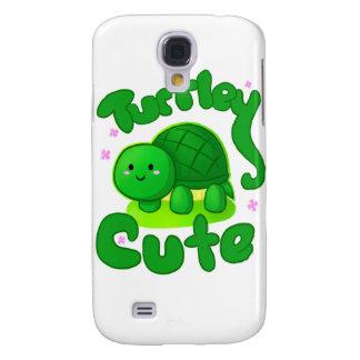 Turtley Cute Samsung Galaxy S4 Cover