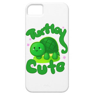 Turtley Cute iPhone 5 Cover