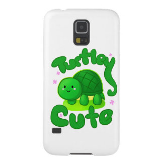 Turtley Cute Galaxy S5 Covers