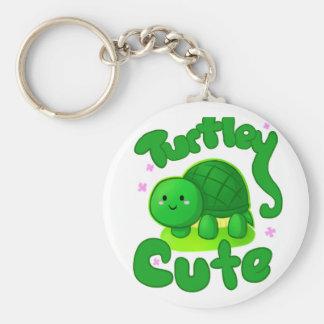 Turtley Cute Keychain