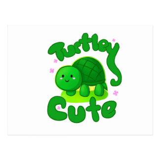 Turtley Cute Postcard