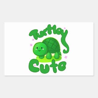 Turtley Cute Stickers