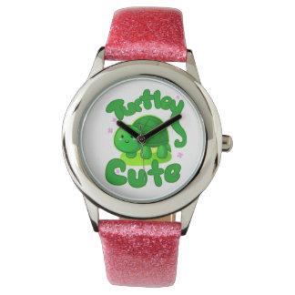 Turtley Cute Watch