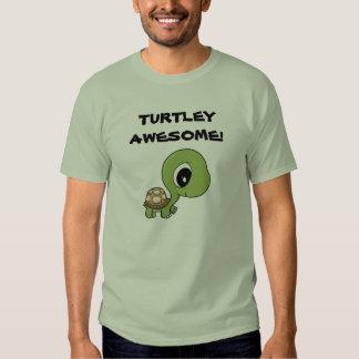¡Turtley impresionante! Poleras