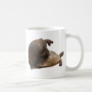 Turtley impresionante taza básica blanca