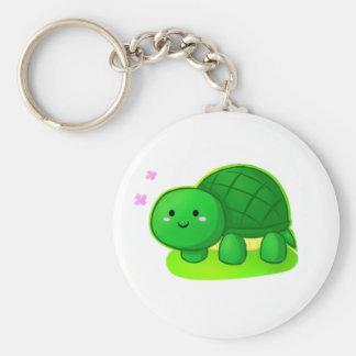 Turtley Keychain