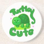 Turtley lindo posavaso para bebida
