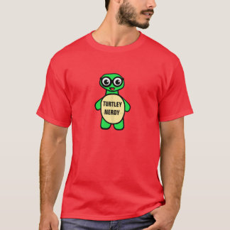Turtley Nerdy T-Shirt