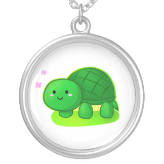 Turtley Peaceful Necklace