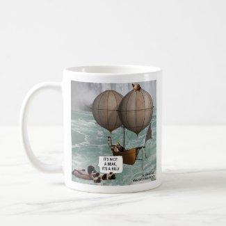 Turtley Quacked Pokey and Harry Coffee Mug
