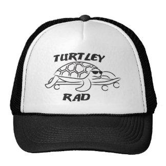 Turtley Rad Trucker Hats