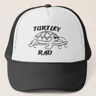 Turtley Rad Trucker Hat