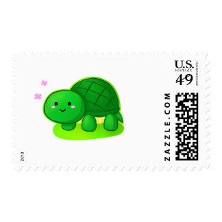 Turtley Stamp