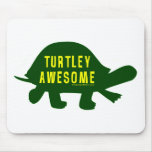 Turtley Totally Awesome Mousepads