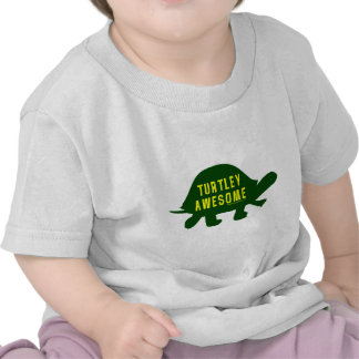 Turtley Totally Awesome Tee Shirts