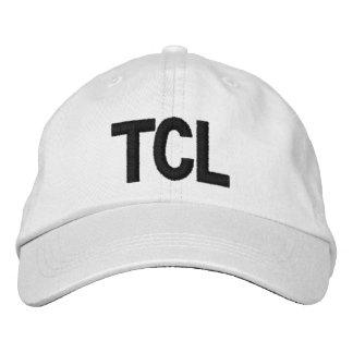 Tuscaloosa Airport Code Embroidered Baseball Cap