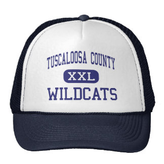 Tuscaloosa County - Wildcats - High - Northport Trucker Hats