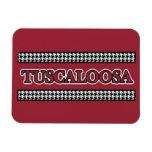 Tuscaloosa Houndstooth - Magnet