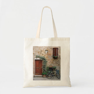 Tuscan Bicycle, Pienza Photography Bag