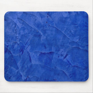 Tuscan Blue Faux Finish 2.0 Mouse Pad