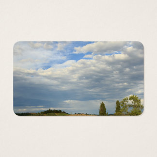 Tuscan countryside Tuscany, Central Italy Business Card