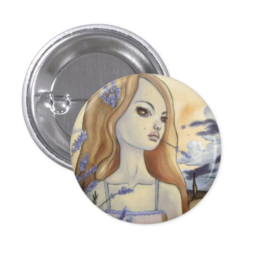 Tuscan Dream n.3 pin button