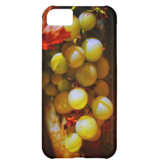 Tuscan grapes iPhone 5C cover